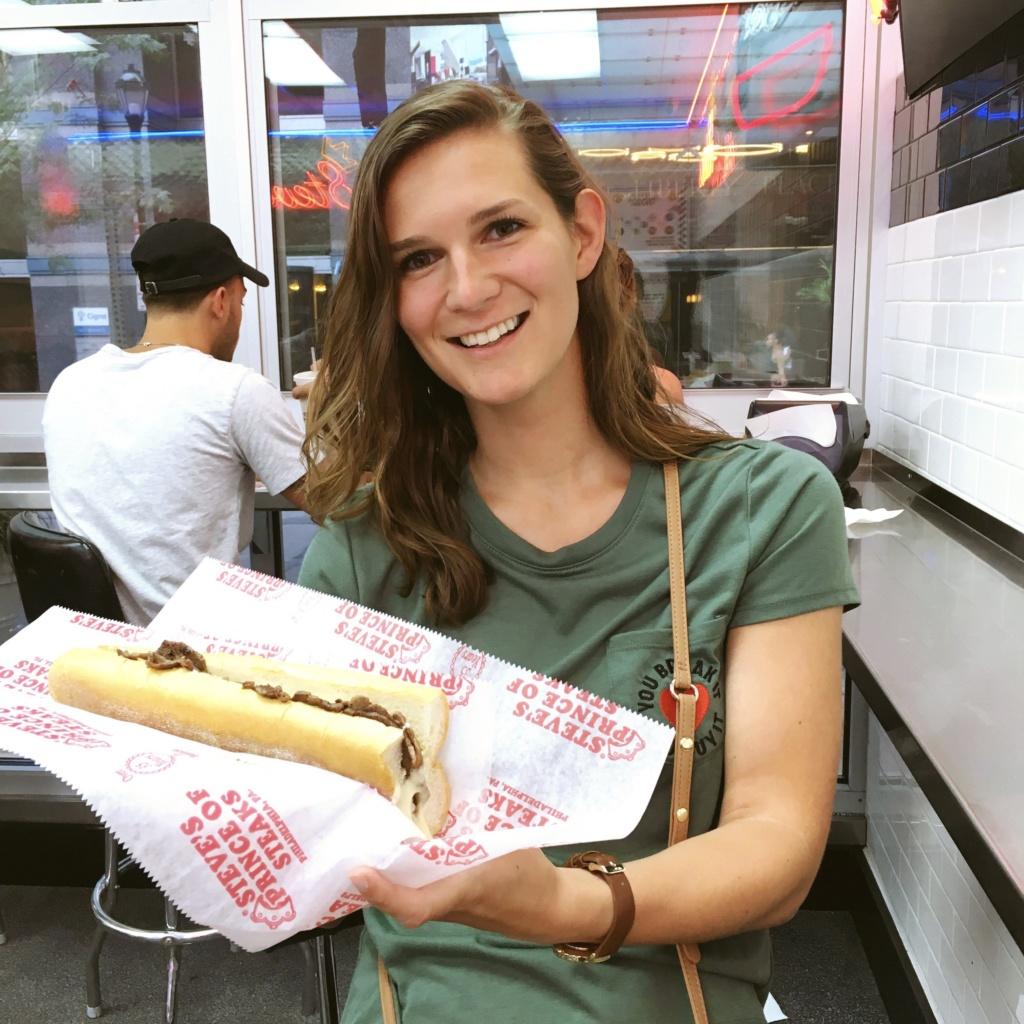 ilze cheesesteak photo