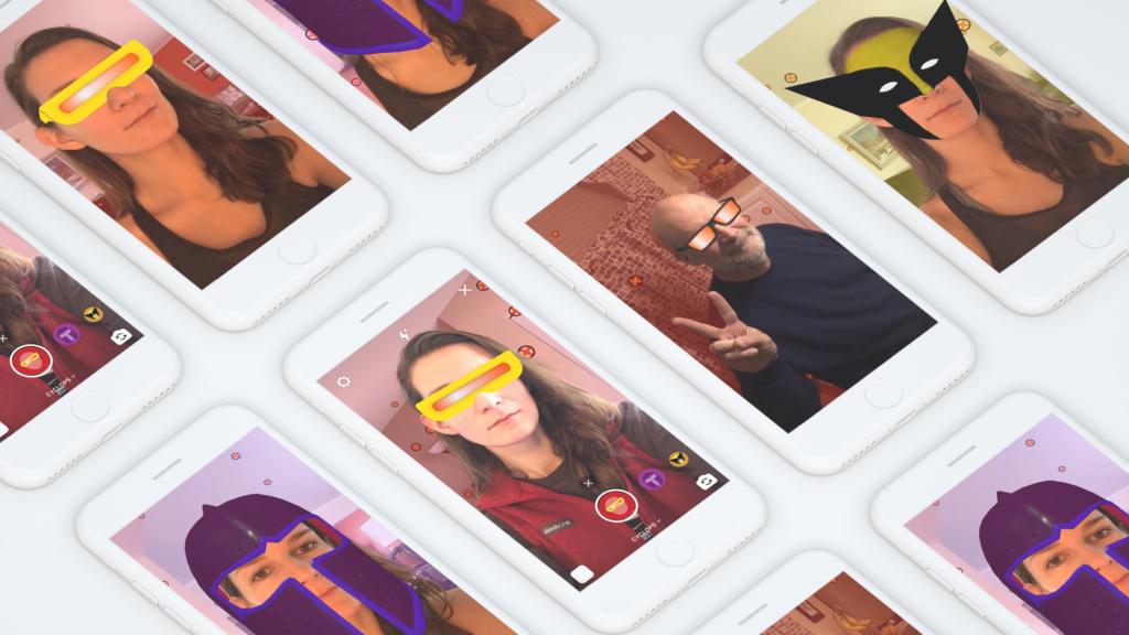 filter phone screens